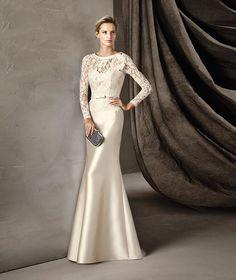 CAMILA - Gündüz düzenlenen etkinlikler için uzun elbise, Pronovias