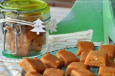 Ricette dal mondo: Carreaux de sucre al burro di arachidi