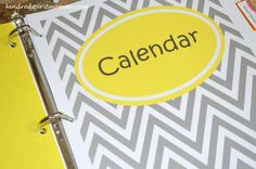 free editable binder covers   Made a Home Management Binder! (With Links to Free Printables – My ...