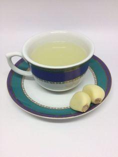 Chá de Alho, Gengibre e Limão (Xô gripe!)