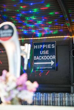Hippies use backdoor !