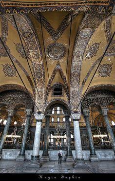 ...Hagia Sophia 3... by erhansasmaz on DeviantArt