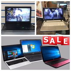 Ex display & Refurb laptop sale from £99  Dual cores with office from £99 4GB core i5 from £149 8GB Core i5 from £179 8GB Core i7 from £249  Massive savings of RRP all with full 12 months shop guarantee and support.  AC Technology 369 Edge Lane Liverpool L7 9LQ open 10am-6pm Monday - Friday 0151 538 6812 and Sat/Sun 12-5pm #electronics #mobiles #mobilesaccessories #laptops #computers #games #cameras #tablets   #3Dprinters #videogames  #smartelectronics  #officeelectronics