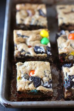Loaded Cookie Bars Recipe