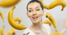 Bananas have unique properties and particularly now, in winter, they should be in the diet of each individual. The peculiarity of bananas is that they have a serotonin - the hormone of happiness, Hinchazón Abdominal, Banana Health Benefits, Banana Madura, Eating Bananas, Facon, Healthy Life, Health Tips, Beauty Hacks, Weight Loss