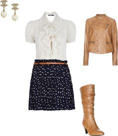 """work"" by ali-laprade on Polyvore"