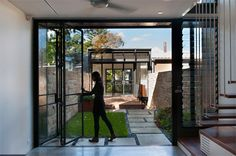 Upside Down and Backward: Unusual Home With Airy Features | Designs & Ideas on Dornob
