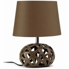 1000 images about lampes de chevet on pinterest rouge for Lampe de chevet taupe