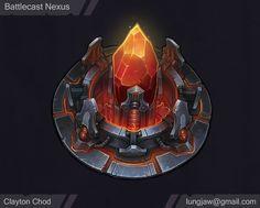 ArtStation - Battlecast Nexus, Clayton Chod