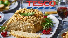 Tesco Launches Vegan Turkey Crown for Christmas Day Vegan News, Vegan Food, Vegan Recipes, Turkey Crown, Sage And Onion Stuffing, Vegan Turkey, Vegan Roast, Mince Pies, Vegan Christmas