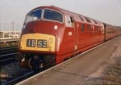 D806 'Cambrian' at Dawlish Warren on 21st Oct 1966. Built at Swindon Works and delivered on 3rd June 1959. Withdrawn on 2nd Nov 1972 and cut up at Swindon Works on 30th April 1975.