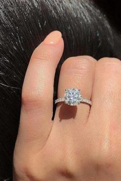 Engagement Rings For Girls Who Love Classic Style ❤︎ Wedding planning. Simple Engagement Rings For Girls Who Love Classic Style ❤︎ Wedding planning., Simple Engagement Rings For Girls Who Love Classic Style ❤︎ Wedding planning. Wedding Rings Simple, Diamond Wedding Rings, Diamond Rings, Solitaire Diamond, Simple Rings, Bridal Rings, Wedding Bands, Wedding Ring Styles, Wedding Rings Solitaire
