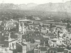 Fotos Antiguas Murcia: Santa Isabel, Gran Via, barrio de San Juan, Santo Domingo