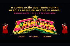 El Ojo 2015 - publicitários enfrentam uma cholita lutadora em jogo para PC - Blue Bus