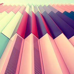 ISO72 finds beauty in architectural shapes and colors | The Fox Is Black
