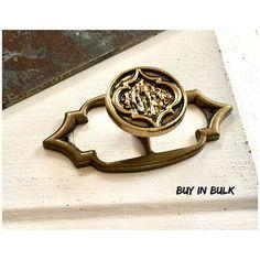 Door / Drawer Pull AMEROCK Back Plates & Knobs CMA-190BB