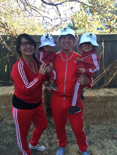 Family Halloween Costume - Run DMC/LL Cool J/80s-90s Hip Hop  sc 1 st  Pinterest : ll cool j halloween costume  - Germanpascual.Com