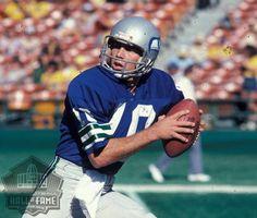 9341643ea Jim Zorn # 10 Seattle Seahawks QB College:Cal Poly Pomona Seattle Football,  Baltimore
