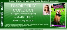 Disorderly Conduct (A Maggie McDonald Mystery) by Mary Feliz