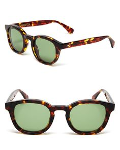 WILDFOX Smart Fox Round Sunglasses | Bloomingdale's