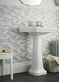 Delicieux This Beautiful Chic Mosaic Offers Unique Beauty And Vintage Ambience To Any  Bathroom, Kitchen Or