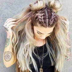 Amazing hair for the summer!