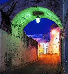 Rua dos Arcos Albufeira#Algarve#Portugal