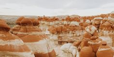 The Otherworldly Beauty of America's Wild West