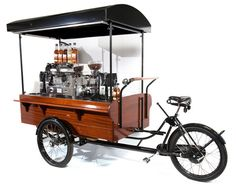 Coffee Bike, Barista Trike