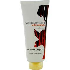 Apparition Wild Orange Shampoo And Shower Gel By Ungaro For Men