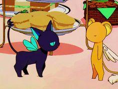 Cardcaptor Sakura, Kero Sakura, Pokemon, Pikachu, Teen Wolf, Cute Fantasy Creatures, Card Captor, Clear Card, Anime Manga
