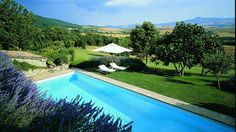 Casa di Donata, La Foce, Tuscany