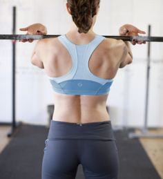 A strong back is essential.