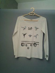T shirt peint