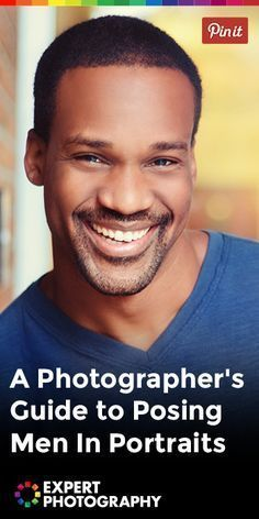 A Photographer's Guide to Posing Men In Portraits #portrait #photography #guide