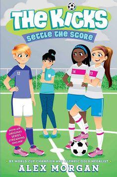 Easy Character Book Dressup forThe Kicks Books - Settle the Score  - any soccer uniform