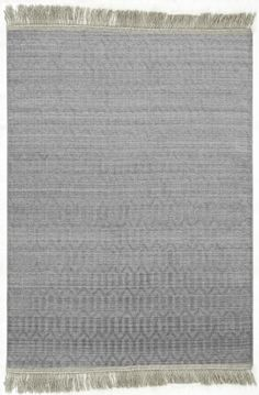 Mantra Dark Grey - Handloom rug