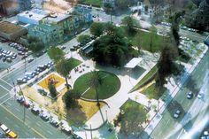 Lafayette Square, Oakland, Walter Hood