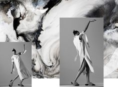 In The Swirl editorial for The Last Magazine in collaboration with J.D Doria | concept & styling Renata Gar