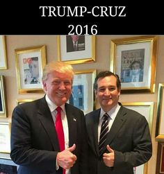 Ultimately it comes down to Trump and Cruz. Make a decision based on the issues not a decision based on Fear. Those who oppose Trump are afraid. Those who oppose Cruz look at his love for the NAU. You cant have a sovereign country and put America first with the NAU. And if we are basing our vote on spirituality forget about it. Only Jesus will make that cut.
