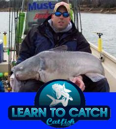 Learn To Catch Catfish
