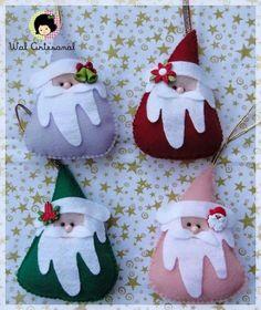 DIY Santa Claus Sewing Patterns and Ideas - The Perfect DIY