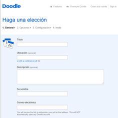 Doodle le trae la manera más cómoda y sencilla de votar entre amigos y familiares. Software, Apps, Bar Chart, Doodles, Making Decisions, Friends, Bar Graphs, App, Donut Tower