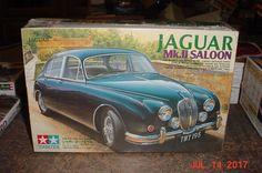 Jaguar MkII Saloon 1/24 Tamiya 24151 Sealed #Tamiya