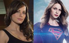 La Lois Lane di #Smallville, Erica Durance, nel cast di #Supergirl 3