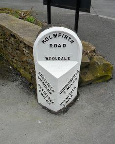Wooldale, (Underbank), Holmfirth, YKW. SE14625 07305