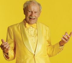 """Banana"" George Blair.. in yellow"