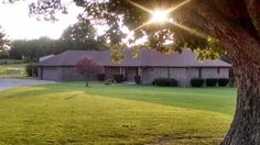 Custom built partially bricked 3bd 2bth home sitting on one of the most picturesque 20acres you'll find. What more could you ask for???? This property includes AN INGROUND POOL, 40X80 BARN/SHOP W/ELECTRIC and partial concrete floor could be set up for horses with stables and tack room. THREE RAIL VINYL FENCING, INVISIBLE FENCING AROUND THE HOUSE AND FOUR STRAND BARBED WIRE AROUND PERIMETER. This home offers GEO-THERMAL GROUND SOURCE HEATING/COOLING, 2 living areas in Fair Grove MO