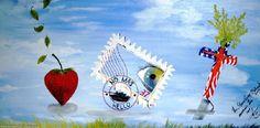 Artwork >> Maximin Lida >> THE STRAWBERRY STATEMENT - Contemporary