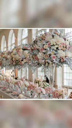 White Wedding Flowers, Floral Wedding, Glamorous Wedding, Elegant Wedding, Wedding Chairs, Wedding Table, Wedding Arrangements, Flower Arrangements, Flower Centerpieces